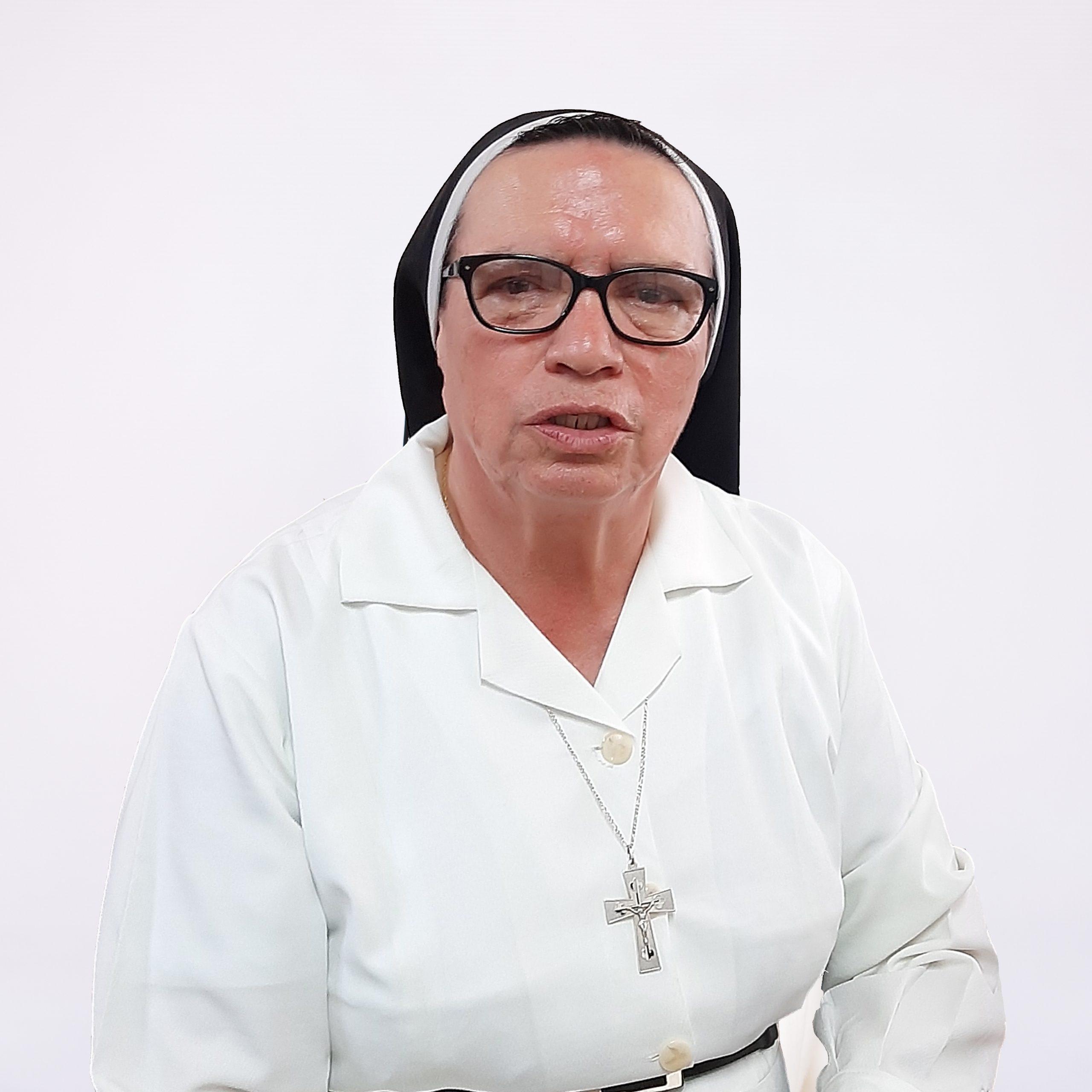 Sor Lucila Delgadillo Rojas - Ecónoma