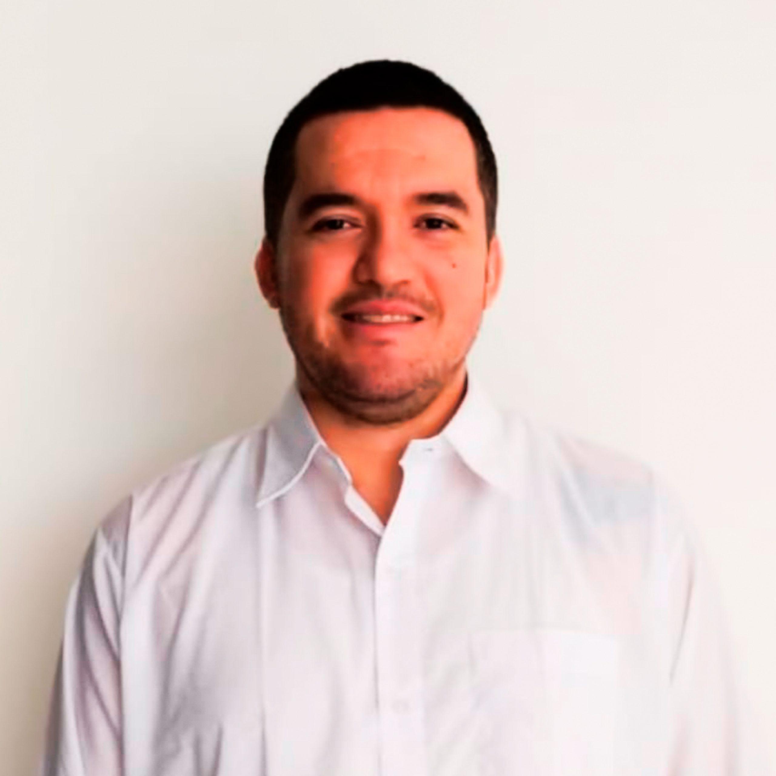 Javier Enrique Díaz Araque - Docente Inglés