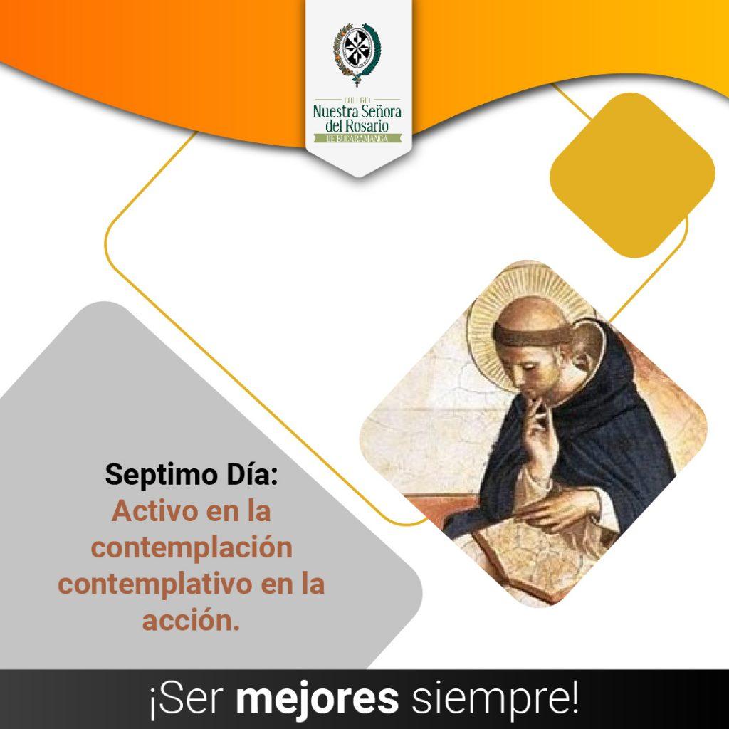 Novena a Santo Domingo Séptimo día